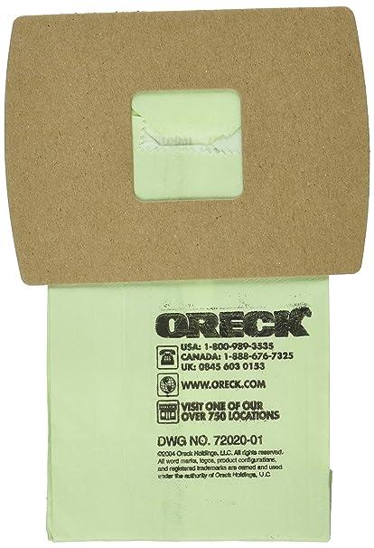 Fresh oreck Vacuum Bags Ccpk8dw
