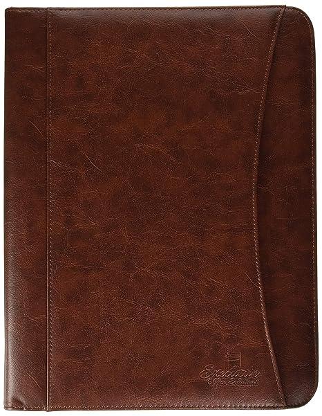 amazon com professional executive pu leather business resume