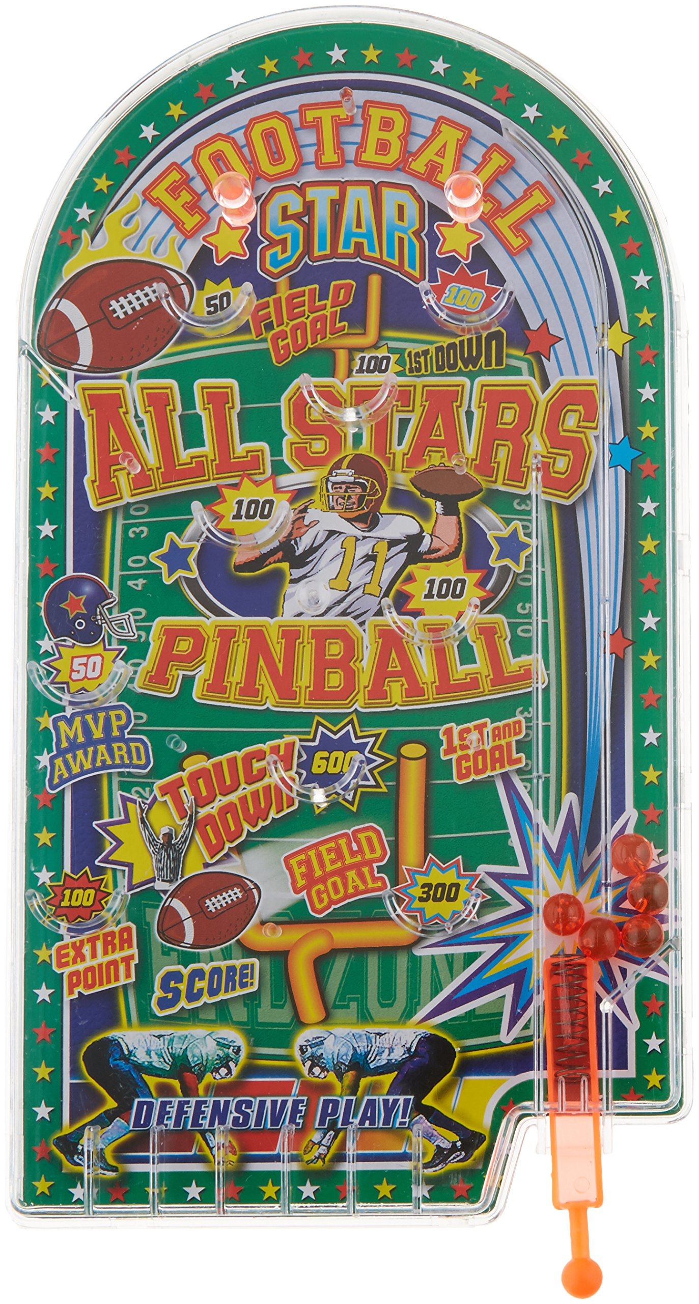 Sport Pinball Football (Play on Any Flat Surface) by JA-RU
