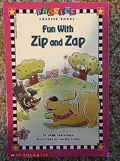 Fun with zip and zap phonics chapter book john l shefelbine by john l shefelbine fun with zip and zap phonics chapter book paperback fandeluxe Choice Image