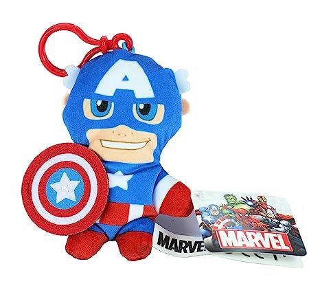 Oficial de superhéroes de Marvel Los Vengadores suave ...