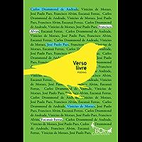 Verso livre: Poemas (Boa Companhia)