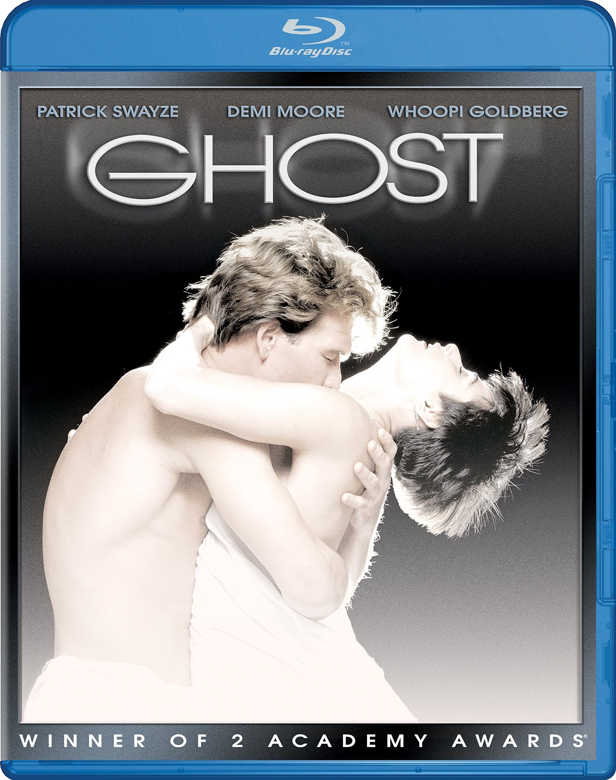 Blu-ray : Ghost (Widescreen, Dolby, AC-3, Dubbed, )