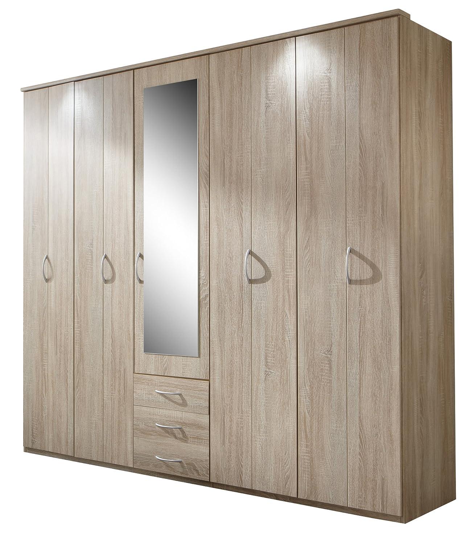 Außergewöhnlich Kleiderschrank 1 Meter Breit Ideen Von Wimex Kleiderschrank/drehtürenschrank Logo, (b/h/t) 225 X 220