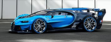Bugatti chiron gt