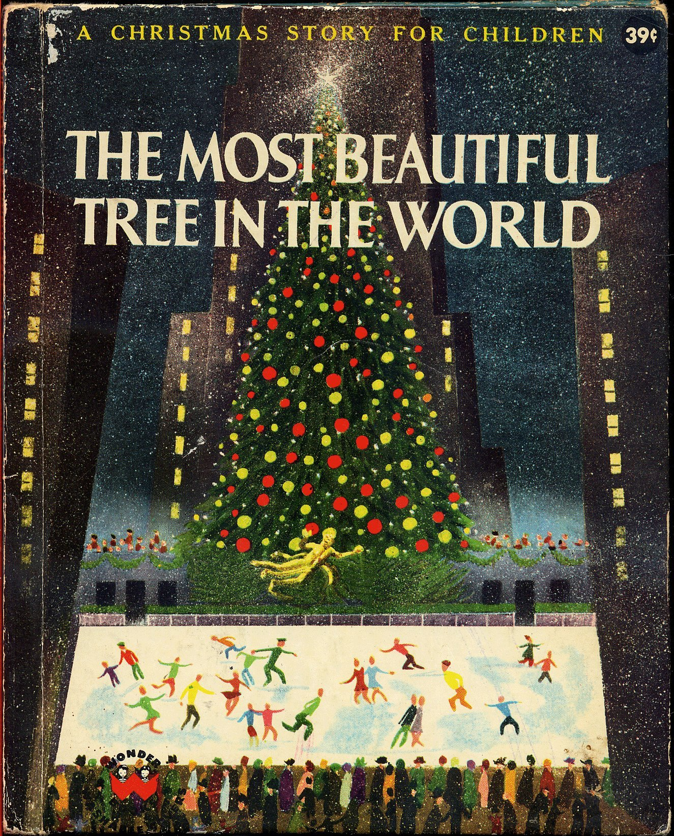 Uncategorized Christmas Stories Read Online the most beautiful tree in world a christmas story for children leonard weisgard amazon com books