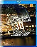 Rachmaninov/ Mahler: Berliner Philharmoniker (Sir Simon Rattle, The Berliner Philharmoniker) (Live Recording Singapore) (Euroarts: 2058904) [Blu-ray] [2013] [Region Free]