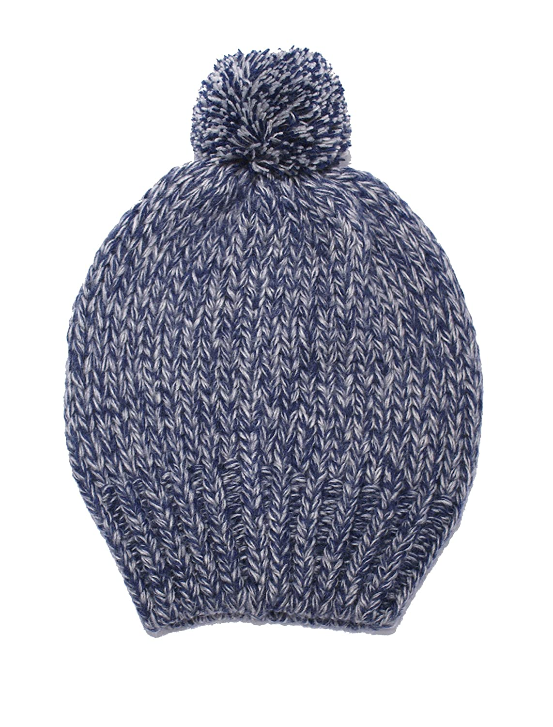 Style 1255-GN BUSTER Kids Knit Hats with Self Yarn Pom-Poms