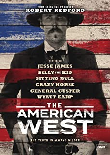 Book Cover: The American West. Season 1