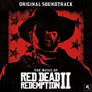 The Music of Red Dead Redemption 2 (2x LP - Trans Red Vinyl) [Original Soundtrack]