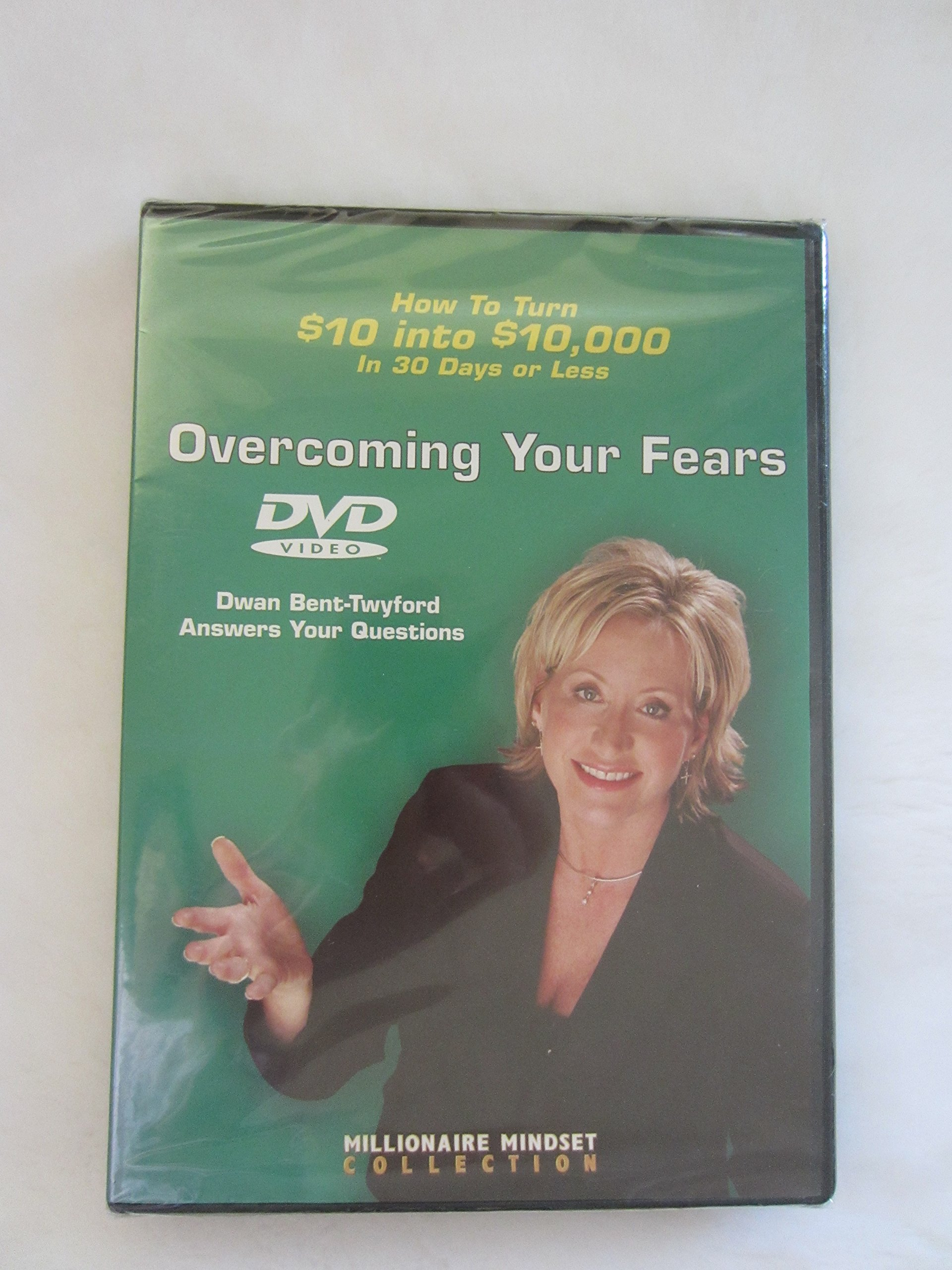 Millionaire Mindset Collection / DVD / How To Turn $10 into $10,000 in 30 days or less / Overcoming your Fears / 1 only DVD (Millionaire Mindset Collection, Dwan Bent-Twyford answers your questions) pdf epub