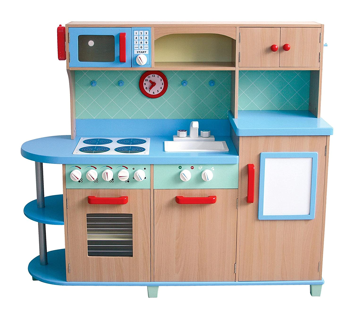 Amazon.com: All In One Play Kitchen: Kitchen & Dining