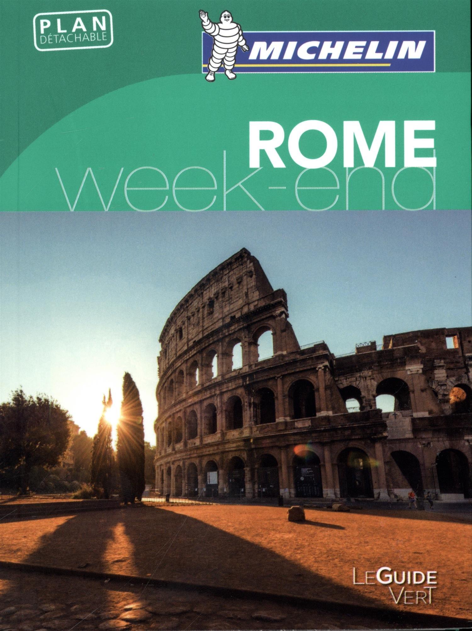 Guide Vert Week-End Rome Michelin