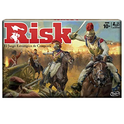Hasbro Gaming Risk Nuevo Amazon Com Mx Juegos Y Juguetes