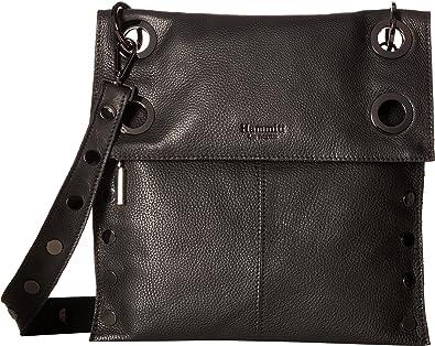 2de551be2 Hammitt Women's Montana Rev Black/Gunmetal One Size: Handbags ...