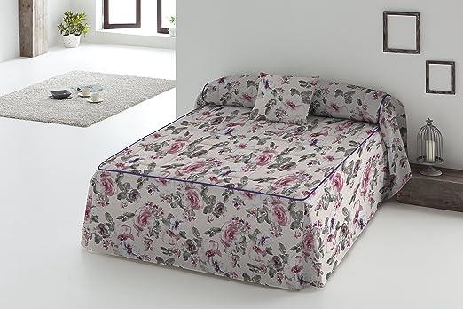 Colcha edredón de calidad, fabricada en España. (cama de 90cm ...