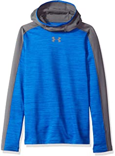 32b93ae903a9 Under Armour Boys  Fitness Sweatshirt up Cg Ninja Hood Long-Sleeve Shirt