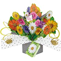 Second Nature Mother's Day Pop Up Card