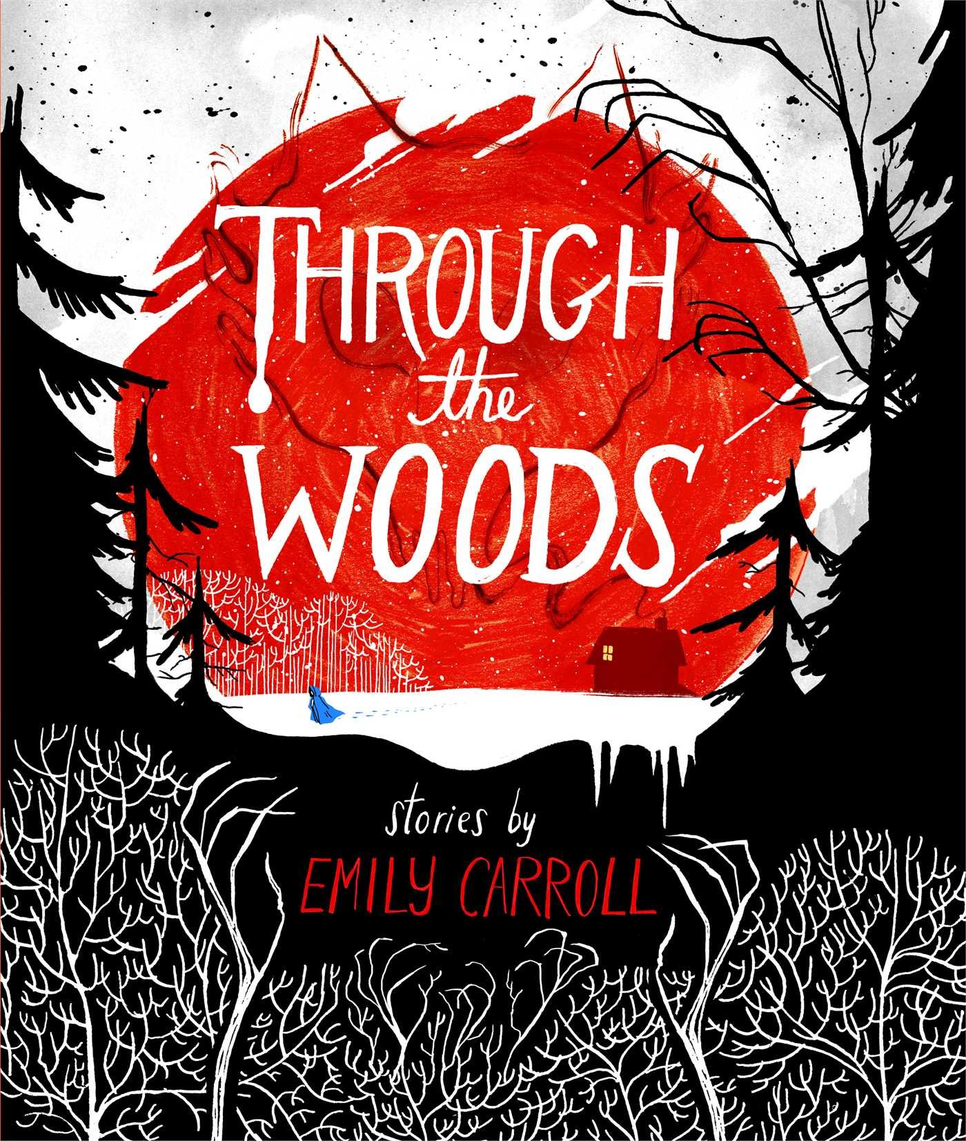 Image result for through the woods emily carroll
