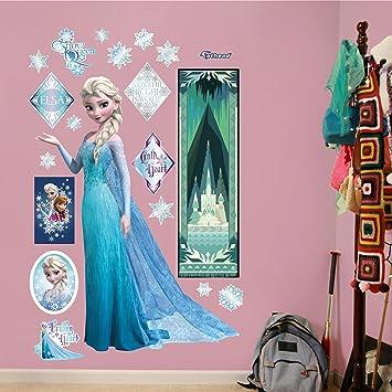 Fathead Wall Decal, Real Big, U0026quot;Disney Frozen Snow Queen ... Part 89
