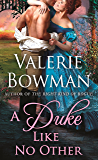A Duke Like No Other (Playful Brides Book 9)