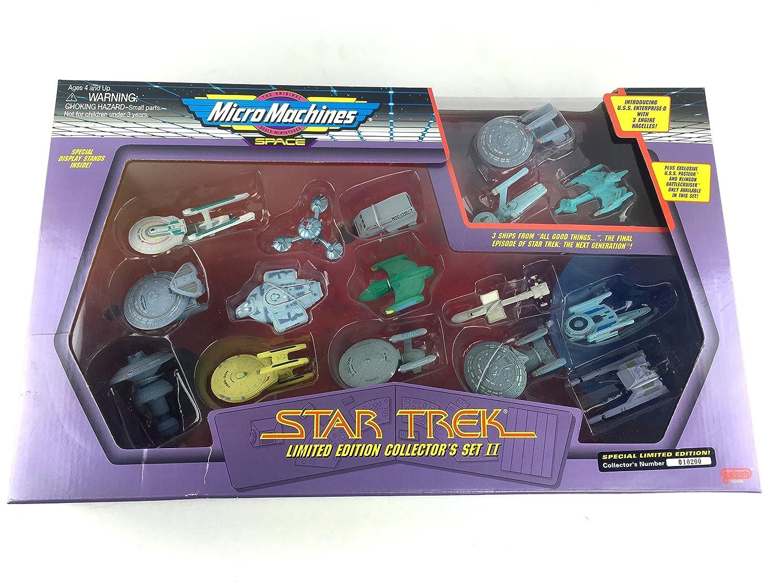 Star Trek Micro Machines