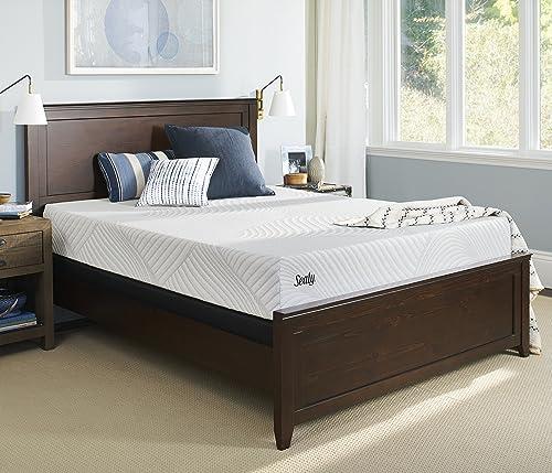 Sealy Conform Essentials 10.5-Inch Cushion Firm Mattre