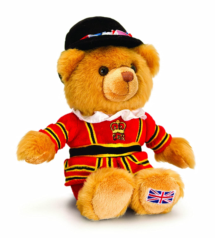 Keel Toys 15 cm London Beefeater Bear Keel Toys Ltd SL4146 Teddies