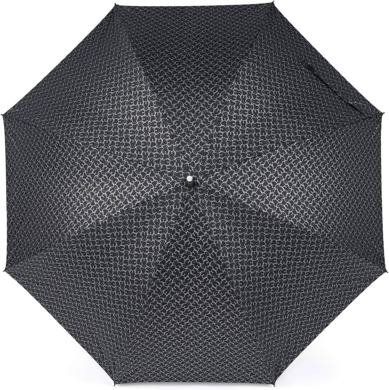 Paraguas Tous grande Milosos negro