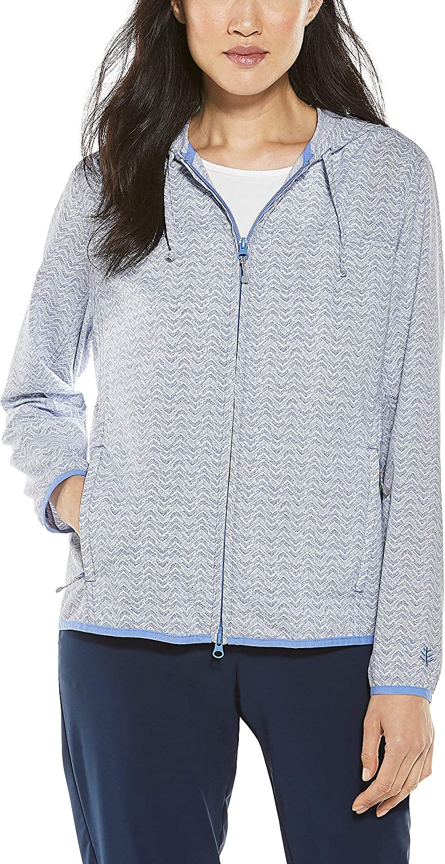 Coolibar UPF 50+ Women's Arcadian Packable Sunblock Jacket - Sun Protective