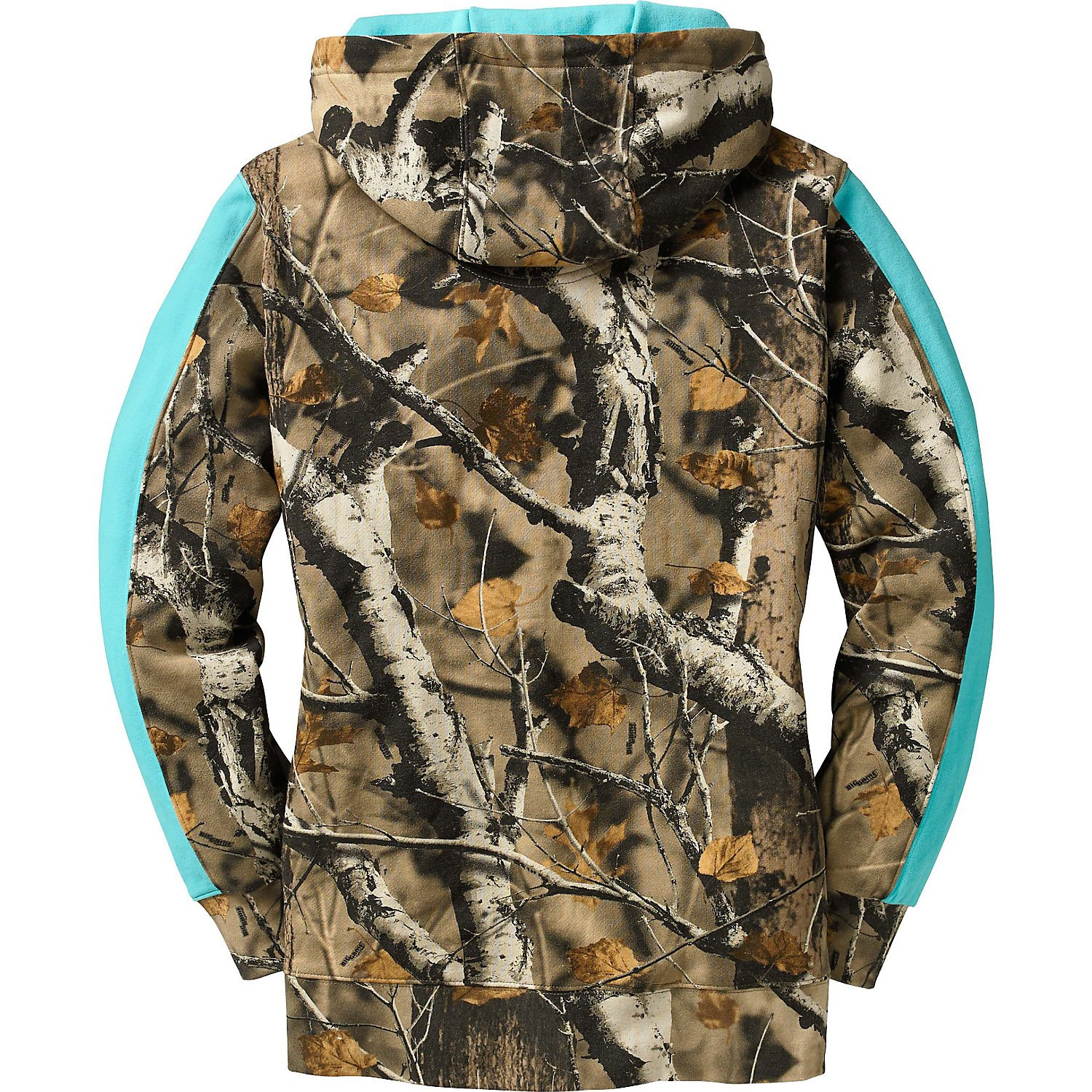 Legendary Whitetails Ladies Outfitter Hoodie Big Game Field Camo Small by Legendary Whitetails (Image #2)