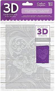 IN STOCK 3D M-Bossabilities Ornamental Swirls 3D-005-2013 Spellbinders