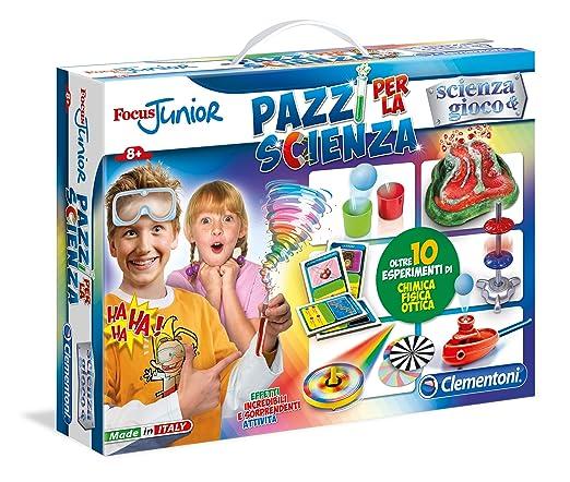 113 opinioni per Clementoni 13818- Focus Junior Pazzi per la Scienza