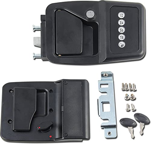 AP Products 013-531 Bauer Motorhome Door Lock