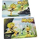 Studio 100 MEMADE000070 - Die Biene Maja : Tischset, 2-teilig