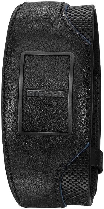 Diesel On Track Tracker pulsera de puño: Amazon.es: Joyería