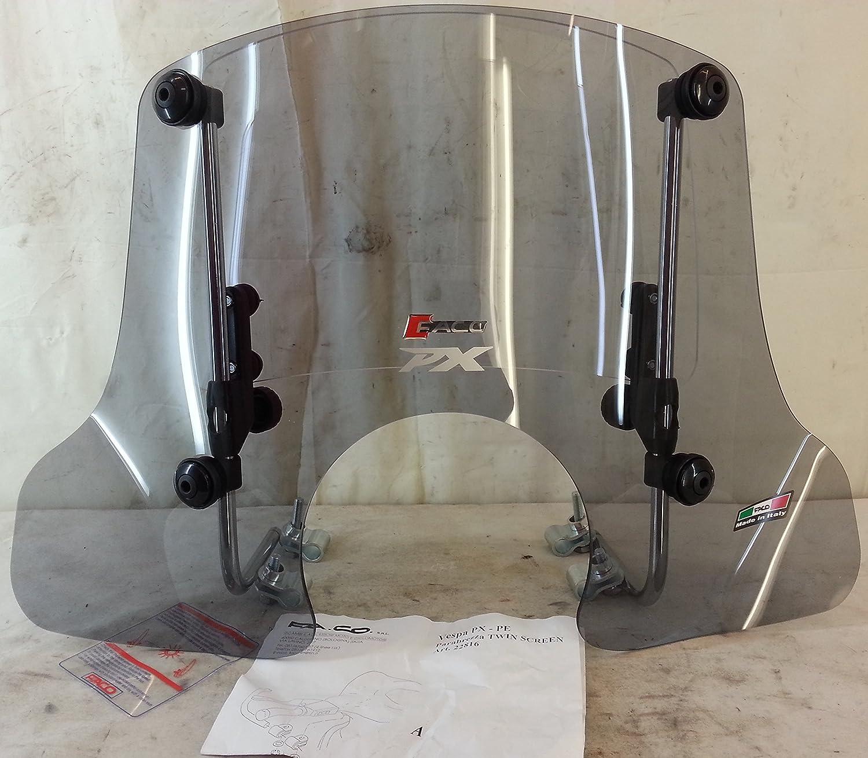 /150/ /200/cc Twin-screen Sliding Cod.22816 /PE 125/ Windscreen Piaggio Vespa PX/
