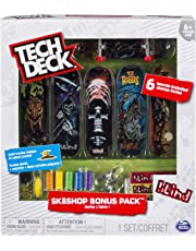 Tech Deck - Sk8shop Bonus Pack (styles vary)