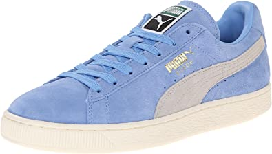 Amazon.com | PUMA Men's Suede Classic + Sneaker, Little Boy ...