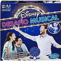 Hasbro Gaming Juego Desafío Musical Disney