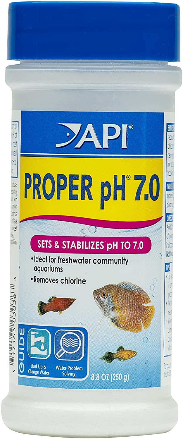 B000255N7S API PROPER pH Freshwater Aquarium Water pH Stabilizer 91bmOfDrs0L