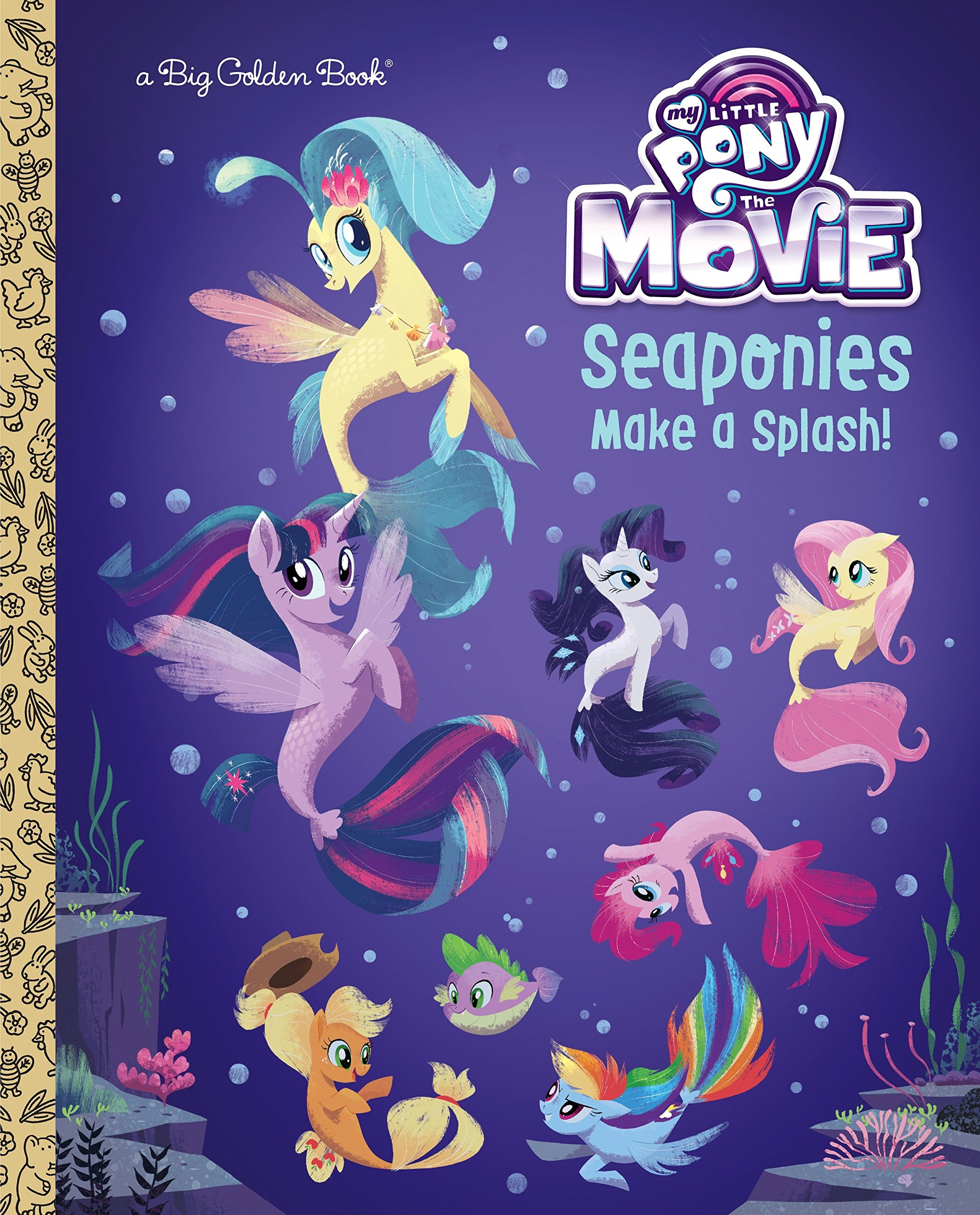 My Little Pony Movie Stickers Flip Pack