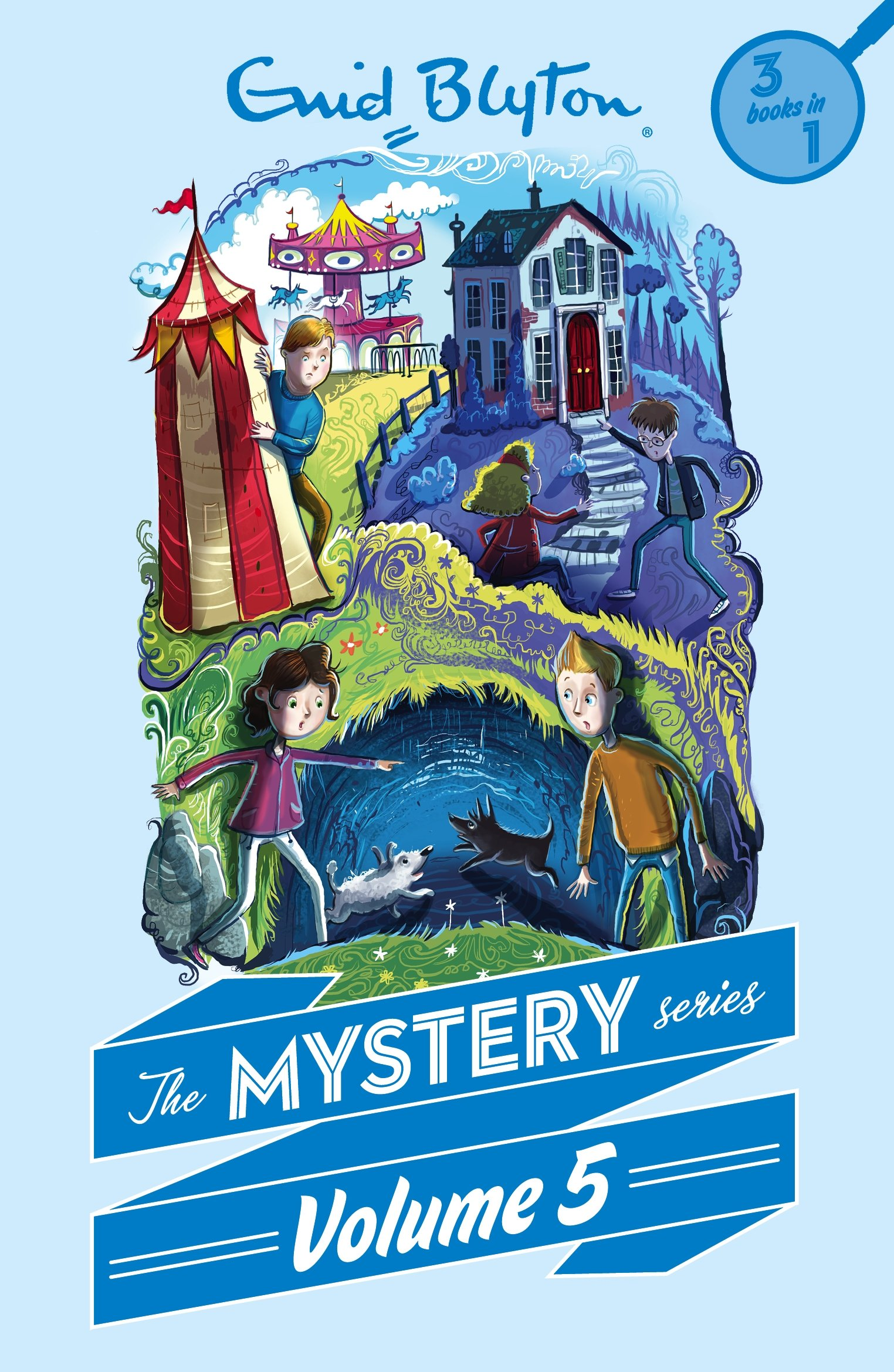 Download The Mystery Series: Volume 5 ebook