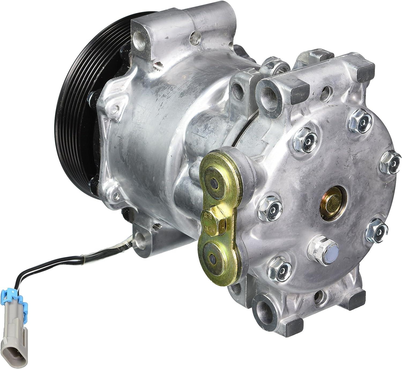 Global Parts Distributors New A//C Compressor Fits 95-99 TACOMA 6511628