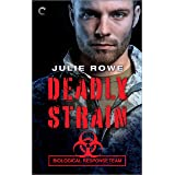Deadly Strain (Biological Response Team Book 1)