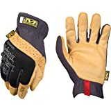 Mechanix Wear - Material4X FastFit Gloves (Medium, Brown/Black)