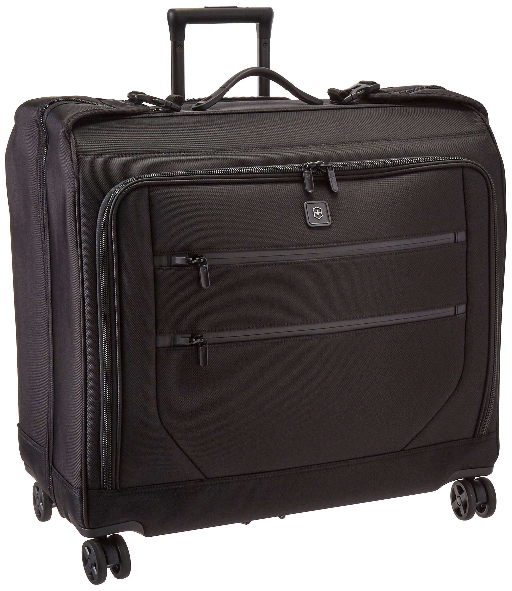 Victorinox Lexicon 2.0 Dual-Caster Spinner Garment Bag, Black by Victorinox