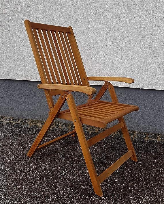 2x diseño de alto respaldo silla plegable silla plegable Sillón de ...