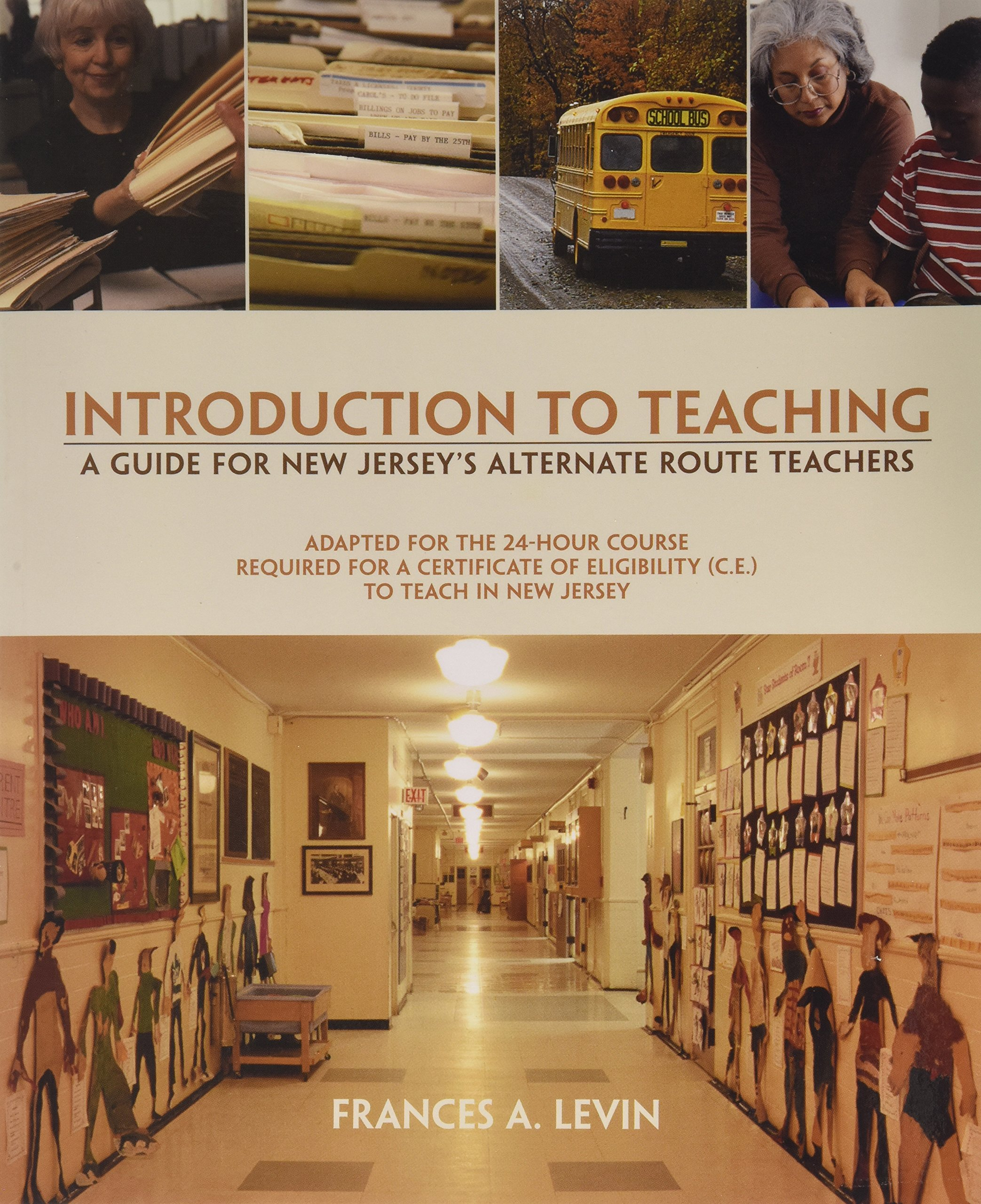 Introduction To Teaching A Guide For Njs Alternate Route Teachers