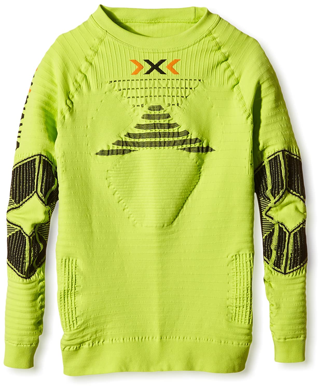 X-Bionic Erwachsene Funktionsbekleidung Running AE Man Effektor Power OW Shirt LG SL